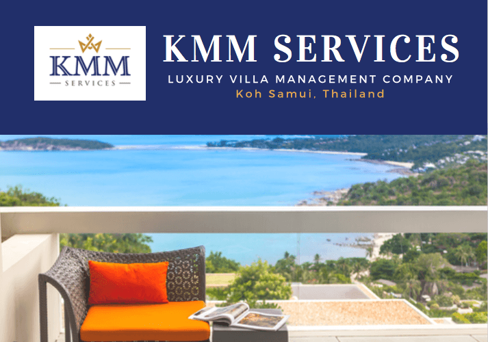 KMM SERVICES IS COMING TO KOH SAMUI